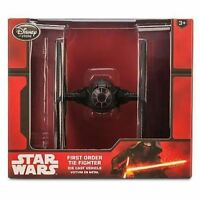 Disney Store Star Wars The Force Awakens First Order Tie Fighter Diecast Vehicle