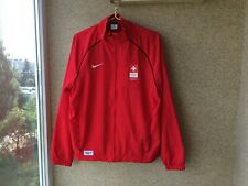 SUISSE HOCKEY JACKET NIKE Switzerland Sky Olympic Winter Games 2014 Sochi Russia