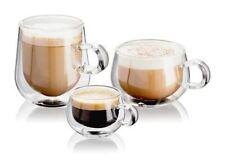 Judge doppia parete Espresso/bicchieri per Caffè 75ml - Set di 2. Ermetica