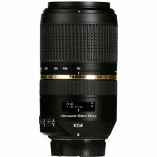 Tamron SP 70-300mm f/4-5.6 Di VC USD Telephoto Zoom Lens for Nikon F-Mount