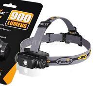 Fenix HL55 900 Lumen Headlight Headlamp - Use 2xCR123A or 18650