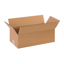12x6x4 Shipping Boxes 25 Pack Packing Mailing Moving Storage