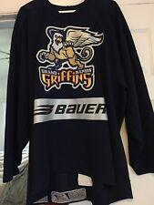 Ihl Grand Rapids Griffins Game Worn Practice Hockey Jersey