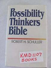 Possibility Thinkers Bible: The New King James Version : Positive Verses for Pos