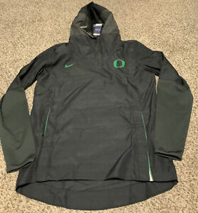 Nike Oregon Ducks Repel Pullover 2020 Men's Size: 3XL NWT Green/Black Jacket