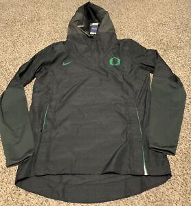 Nike Oregon Ducks Repel Pullover 2020 Men's Size: Large NWT Green/Black Jacket