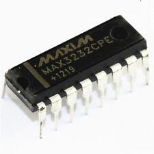 5Pcs MAX3232CPE MAX3232 DIP-16 MAXIM CHIP IC NEW
