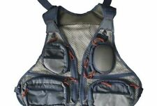 Unisex Adults Fishing Vests with Exterior Pockets