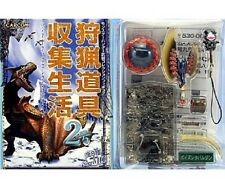 UT Capcom Monster Hunter Weapon  Goods Collection Life 2 Poison Tabarujin Figure