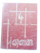 1967 OREGON CITY HIGH SCHOOL YEARBOOK OREGON CITY, OREGON HESPERIAN