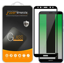 Supershieldz Huawei mate 10 lite Full Cover Tempered Glass Screen Protector
