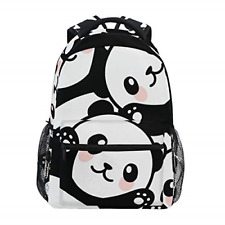 ATTX Panda Backpack for Girls for School Backpacks