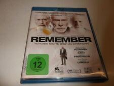Blu-Ray  Remember - Vergiss nicht, dich zu erinnern