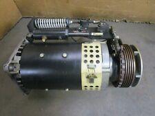 CROWN 020260-001 W7AB01 FORKLIFT MOTOR W/ BRAKE 36/48 VDC 4.4/5.8 KW #1