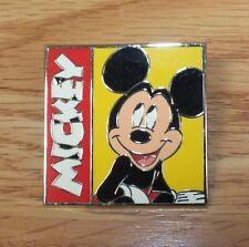 Genuine Walt Disney 2012 Mickey Mouse Square Frame Collectible Pin Only