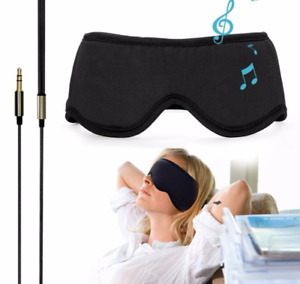 Sleepace Sleep Smart Headphones Comfortable Washable Eye Mask Built-in Earphone