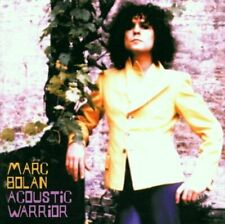 Marc Bolan Acoustic warrior  [CD]