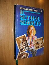 LIBRO - IL SETTIMO SEGRETO - I.WALLACE - EUROCLUB 88 - NUOVO MA - 3 -