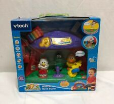 VTech SmartVille Musical Band Stand New Un-Opened Box 12+Months Collector's Item