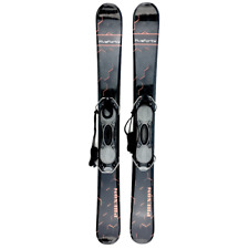 Snowjam Phenom 99 cm Skiboards Snowblades with Fixed Ski Bindings 2020