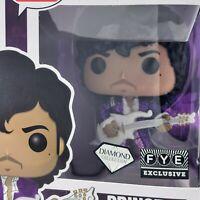 Purple Rain - Prince (Diamond Collection / FYE Exclusive) #79 Funko Pop! Vinyl