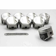 Speed Pro/TRW Chrysler/Dodge 340 Forged Flat Top Pistons Set/8 1968-71 +.030""
