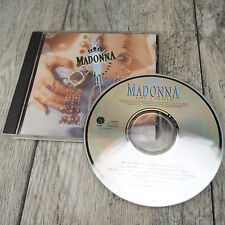 1989 Madonna - Like a Prayer CD - Sire Records - 25944 2