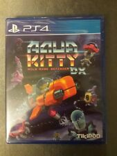 Aqua Kitty DX New Limited Run Sony PlayStation 4 Game - Only 2800 Made!