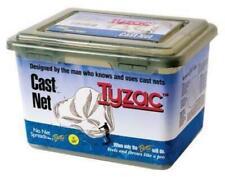 Bett 3.5-Feet Tyzac Nylon Cast Net (1/4 Inch Mesh)