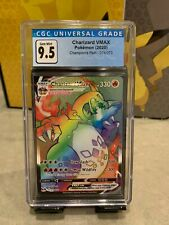Champions Path Charizard VMAX Secret Rainbow 74/73 CGC Gem Mint9.5 (PSA10?