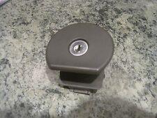 2004-2008 Pontiac Grand Prix Glove Box Lock Latch Gray w/o key Silver Keyhole