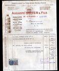 """SAINT-AMAND-MONTROND (18) DISTILLERIE / LIQUEURS """"Auguste NOYER & Fils"""" en 1951"""