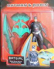 Batgirl Battle Blade Blaster & Strike Scythe 1997 Hasbro Kenner