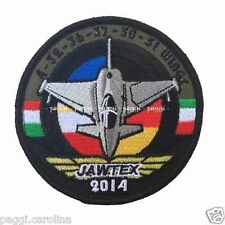 Patch A73 Esercitazione Jawtex 2014 4 -32-36-37-50-51 Wings Toppa con velcro