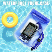 Universal Waterproof Underwater Case Pouch Dry Bag Cover For Smart Cell Phone