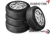 4 Kumho Solus TA31 205/55R16 91H All Season Touring Tires w/60000 Mile Warranty