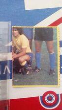 CROMO BOMBA LAS PALMAS FUTBOL CLUB 1980