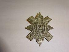 British Army/Military Cap/Hat Badge - The Royal Highlanders Black Watch KC