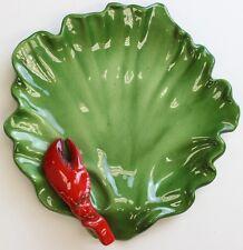 Brad Keeler Lobster Claw Plate