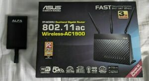 Boxed ASUS RT-AC68U 1900 Mbps 5 Port Wireless Router
