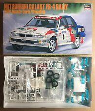 HASEGAWA 25001 - MITSUBISHI GALANT VR-4 RALLY 1991 MONTECARLO - 1/24 PLASTIC KIT