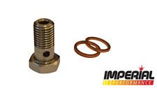 Z20LET oil restrictor bolt fits ASTRA ZAFIRA CORSA GSI SRI 2.0 turbo