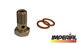 Z20LEH oil restrictor bolt fits ASTRA ZAFIRA CORSA VXR GSI SRI 2.0 turbo