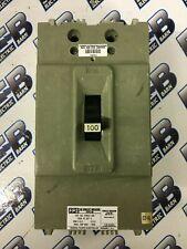 FPE HF631050STF-3 U 50A 600V 3P Used