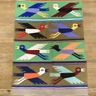 "Southwestern Bird Wall Tapestry 39"" X 27"""
