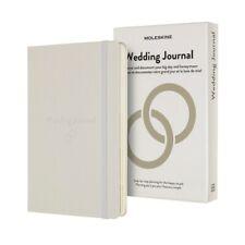 Moleskine Passion Journal Large Hard Wedding -New Sealed-