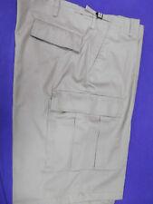 Schnäppchen ! Shorts kurze Army Hose beige hell Gr. XXL  mit 6 Taschen