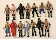 Lot of (14) WWE figures Mattel/Jakks Pacific  Mixed Dates 1996-2011