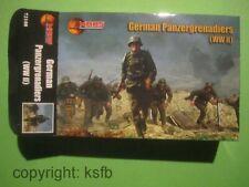 1:72 MARS #108 WKII Deutsche Panzer Grenadiere Soldaten Figuren Landser Armee