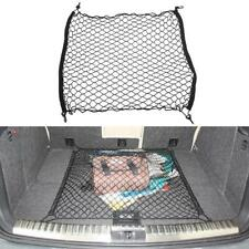 70CM Car SUV Rear Trunk Boot Floor Cargo Net Elastic Mesh Storage Fixed Set Hook